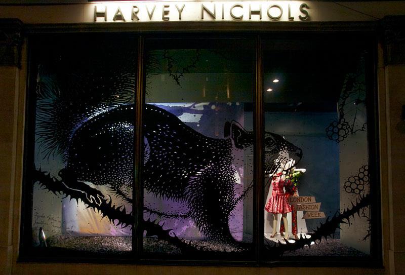 best-window-displays_fashion_2012_harvey-nichols_london-fashion-week_best-british-designers_01
