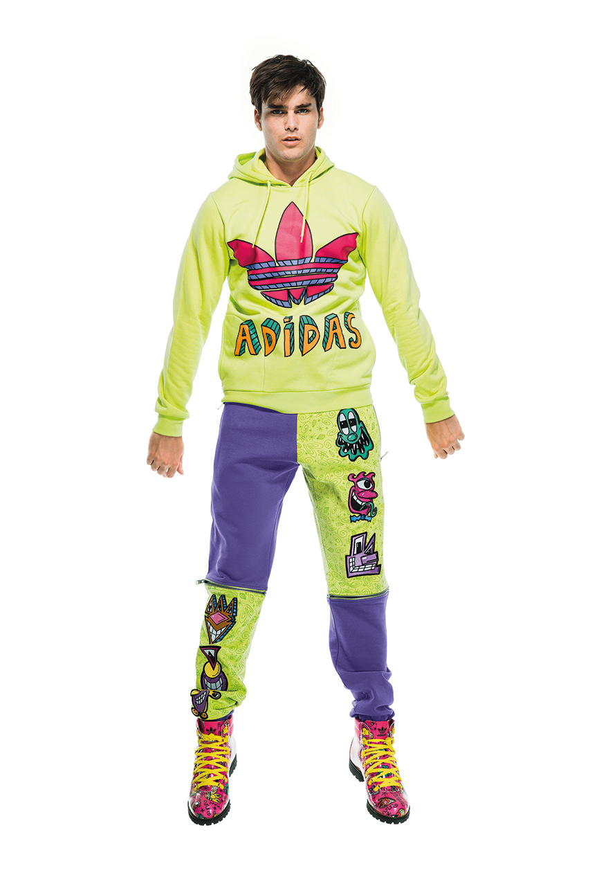 351944a7102 The new Adidas Originals by Jeremy Scott collection is out and it can t be  more fabulous! The collection is a perfect blend between the brand iconic  sport ...