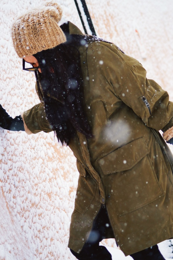 snowing 6