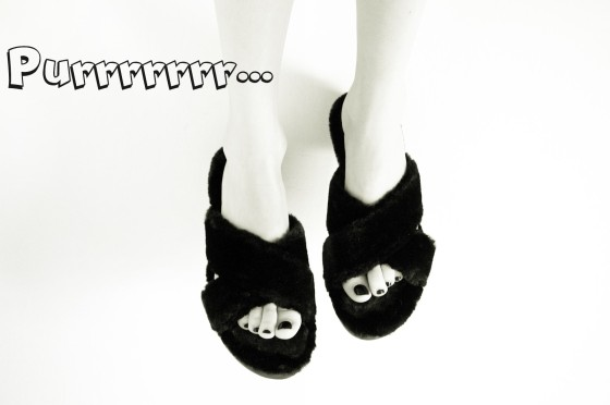 mango fur shoes 00