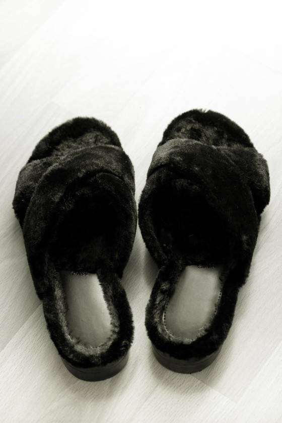 mango fur shoes 5
